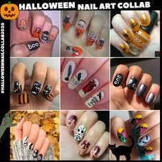 Be inspired to do your own nails this Halloween! This YouTube play list is filled with designs for all skill levels Heart Nail Art, Heart Nails, Halloween Nail Art, Halloween 2020, Simple Nail Art Designs, Cute Nails, Join, Design Ideas, Inspired