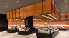 Deze high-end food store biedt een onvergetelijke instore consumer experience…