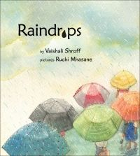 Raindrops by Vaishali Shroff #Book #BookReview #IndianMomsConnect