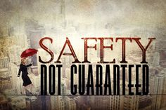 """Free Sermon Series Package: """"Safety Not Guaranteed"""""""
