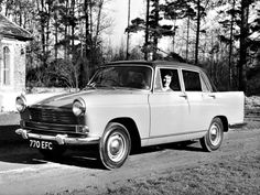 1959 Morris Oxford Series V Morris Oxford, Mg Cars, British Sports Cars, Austin Healey, Car Manufacturers, Motor Car, Classic Cars, Vans, Trucks
