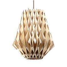 Bee House pendant lamp, size: ∅360*400 #wooddesign #woodlampshade #woodenlamp #woodlight #homedecor #pendant #lightingdesign #francisting #design #interior #project #woodworking #pendantlights #lightingfixture #homelighting #kichenlighting