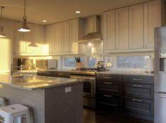 White Ikea Kitchen Cabinets beautiful grimslov medium brown ikea kitchen cabinets accented