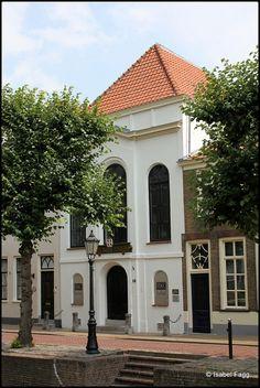 Former synagogue in Schoonhoven, The Netherlands