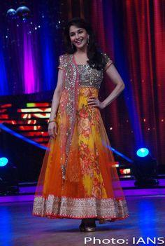 Madhuri Dixit unveils Jhalak Dikhhla Jaa Season 5 contestant