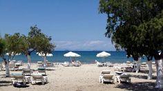 a beach on Kos Tigaki