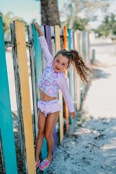 Girls Bathing Suits - Zipper Skirted Let her spend her days catching rays and splashing away in our uniquely designed lovable Kryssi Kouture Exclusive swimsuits! Our swimsuits come in a style for every little & big gal.