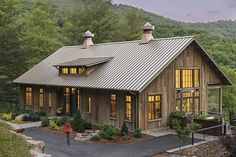 Colors. Beaucatcher Barn Home - Definitely a smaller version of this would be great!
