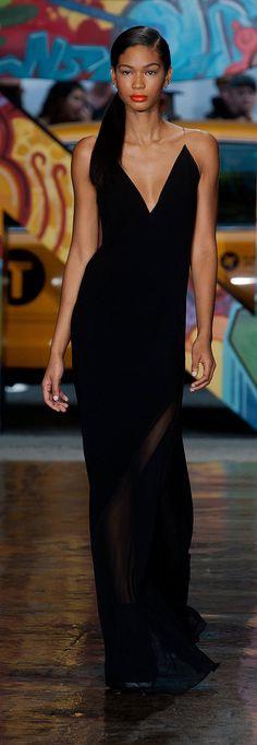 DKNY  New York, Spring 2014.