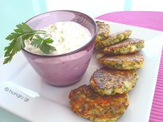 Kitchen Stories from Greece: Zucchini Fritters - Easy peasy & delicious
