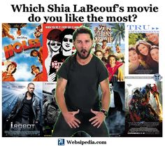 Death Debating #80, which Shia LaBeouf's movie do you like the most? :: Websipedia.com