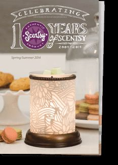 Scentsy is an amazing product. Scentsy are candles that are leadless, flameless and smokeless. Scentsy warmers don`t have a wick and melt the wax using a light bulb. The warmers heat the wax up with a 25, 20 or 15 watt light bulb depending on what size of warmer you select. Scentsy candles are safer, stronger and are longer lasting than a jarred candle.