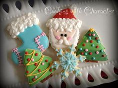 Cookies with Character.