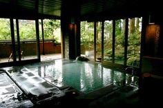 仙仁温泉 岩の湯のレポート - 秘境温泉 神秘の湯