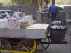 street food @Hauzkhas village..