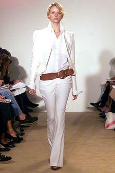 Ralph Lauren, Spring/Summer 2002, Ready to Wear