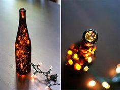 Descubra como fazer uma linda iluminação para decorar a sua casa, sem gastar muito.
