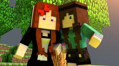 Minecraft: SOMOS AS MELHORES! - CONSTRUA OU MORRA ft. Flokiis