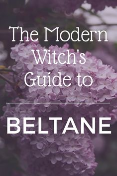 Beltane is nearly upon us! Learn all about how to celebrate this beautiful, springtime pagan sabbat with The Modern Witch's Guide to Beltane online course. Sign up now for just $15!