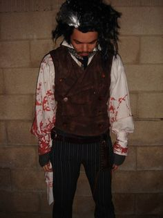 Sweeney Todd custom made Costume for Cosplay by UandTEmporium