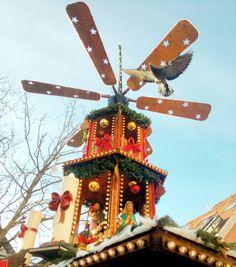 Waren heute auf einem wunderschönen und gemütlichen #Weihnachtsmarkt.  Und es war toll.