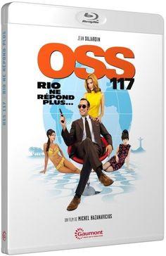 OSS 117 : Rio ne répond plus.. - BLU-RAY NEUF