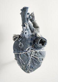 Anne Wolf - Anatomical Denim