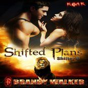 AUDIBLE: Shifted Plans: Shifter U Book 1 - ROAR Book 5