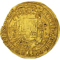 #Spain #Netherlands #History #Gold #Collection #Numismatics #Rare