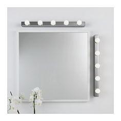 IKEA - MUSIK, Wandleuchte für Festinstallation,  , , Kann senkrecht oder waagrecht montiert werden.