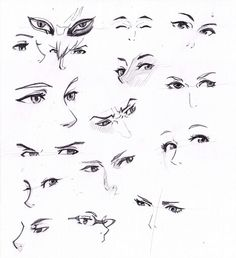 Eyes Eye Sketch, Drawing Sketches, Pencil Drawings, Art Drawings, Pencil Sketching, Drawing Tips, Manga Drawing Tutorials, Drawing Techniques, Art Tutorials