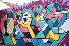 L'art du graffiti selon Grems