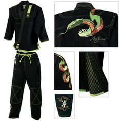 Ami James Exclusive Limited Series Snake Gi