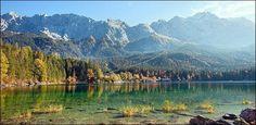 الطبيعة الخلابة في المانيا والتي تظهر من خلال الجبال الشاهقة والبحيرات الواسعة تجذب أنظار العديد من المسافرين من كافة بلاد العالم سواء داخل أوروبا أو خارجها