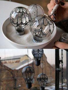 balões de lâmpada 2