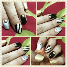Strips nails