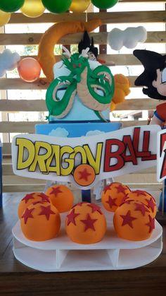 Tarta Dragon Ball, 10th Birthday, Birthday Parties, Kai, Neon, Party, Harvest Table Decorations, Pup, Filter