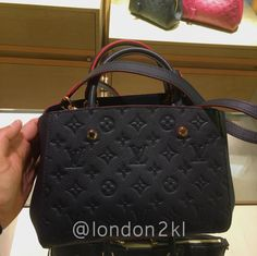 LV Montaigne BB ❤❤❤ it? Order now. Once it's gone, it's gone! Just WhatsApp me +44 7535 715 239, Erwan. Click my account name for other great items.