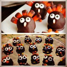 These turkeys are a bit buggy. #pinterestfail