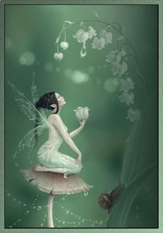 Fairie -  Lily of the Valley