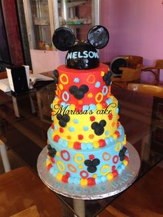 Nautical Baby Shower Cake. Visit Us Facebook.com/marissascake Or  Www.marissascake.com   Baby Shower Cake   Pinterest   Shower Cakes