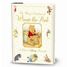 The many adventures of Winnie the Pooh book