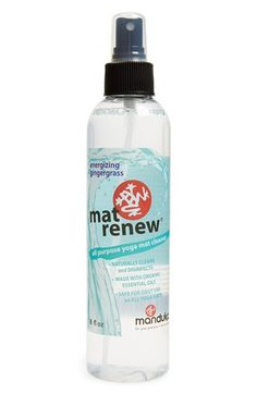 How perfect! Manduka Mat Renew Wash (8 oz.) available at #Nordstrom