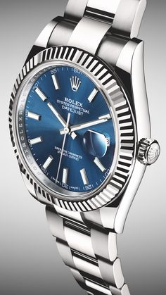Rolex Datejust 41 Watch In Steel For 2017 Watch Releases
