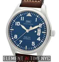 IWC Pilot Collection  Mark XVII Le Petit Prince 41mm Limited Edition IW3265-06 - iN Stock ($6,999.00)