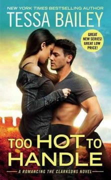 Too Hot to Handle - Peabody South Branch #Romance