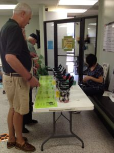 We had some great raffles! The high-dollar items included free Thanksgiving Boarding and Free Spring Break Boarding.