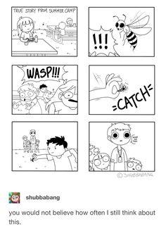 Funny Pins, Stupid Funny Memes, Funny Stuff, Random Stuff, Cute Comics, Funny Comics, Funny Cute, Really Funny, 4 Panel Life