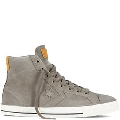 CONS Star Player charcoal - My next vacation shoe.