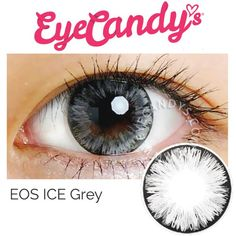 EOS Ice color contact lenses give your eyes dramatic enlargement with an exquisite color-changing effect! These circle lenses are suitable for both dark and light eyes. For superior comfort and quality, you can't go wrong with EOS! Contact Lenses For Brown Eyes, Natural Contact Lenses, Coloured Contact Lenses, Light Eyes, Dark Eyes, Dark Skin, Purple Contacts, Color Contacts, Prescription Colored Contacts